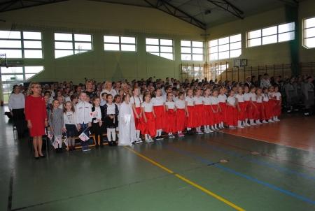 Akademia z okazji 100 lecia Odzyskania Niepodległości
