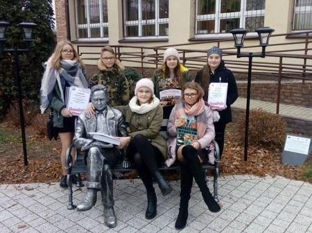 Sukces uczniów naszej szkoły w konkursie recytatorskim