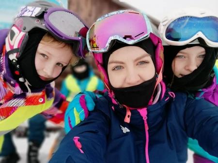 Obóz narciarski w Rzeczce