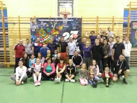 Wielkoorkiestrowy Turniej Piłki Siatkowej o Puchar Dyrektora Szkoły