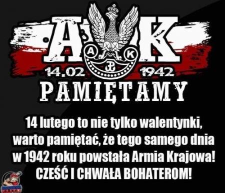 78 rocznica powstania Arkii Krajowej