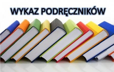 Wykaz podręczników na rok szkolny 2021/22